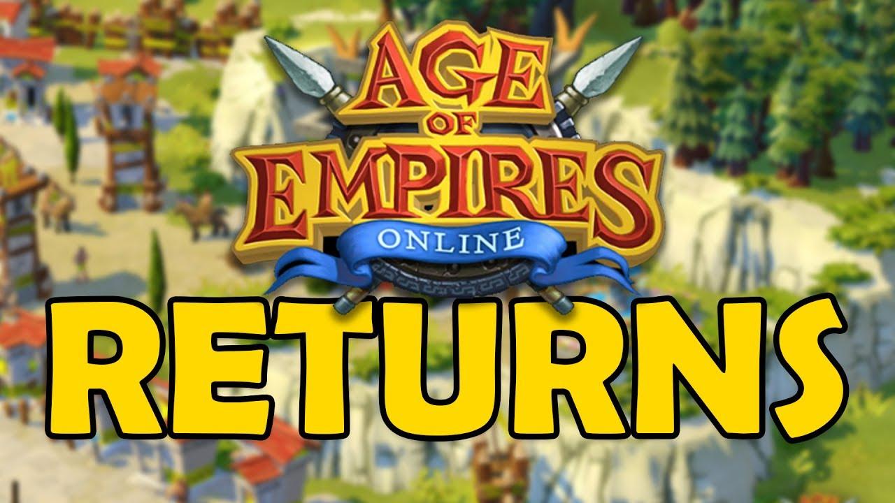 AoE: Online Returns - Fan Server with PvP
