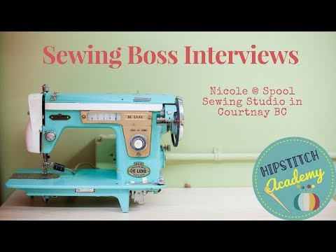 Nicole @ Spool Sewing Studio Courtenay, BC Edited