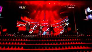 Repeat youtube video [HD]101209 2010 Golden Disk Awards SHINee-Lucifer