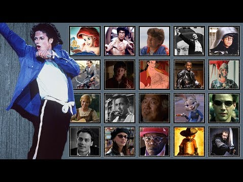 Michael Jackson's 'The Way You Make Me Feel' Sung By 132 Movies
