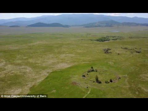 Frozen tomb may contain ancient remains of Scythian royal