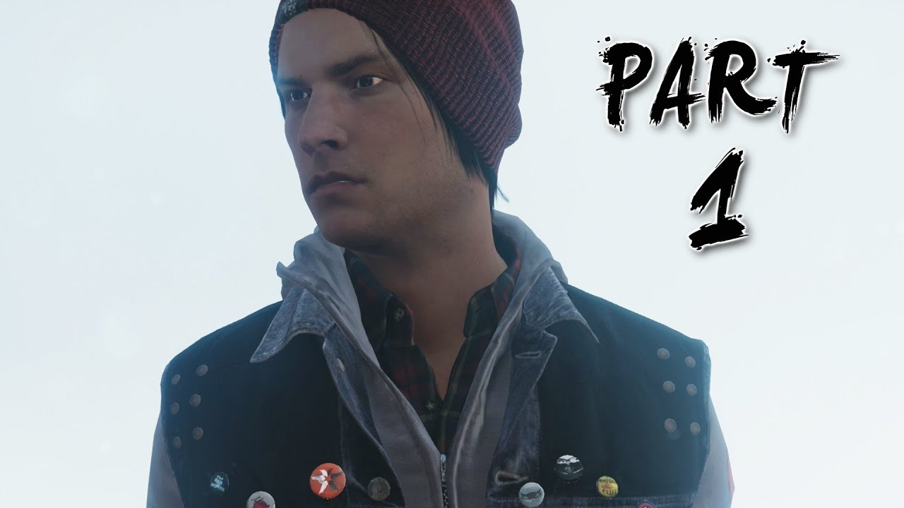 infamous second son paper trail gameplay walkthrough part