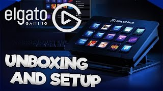 Elgato Stream Deck Unboxing & Setup!