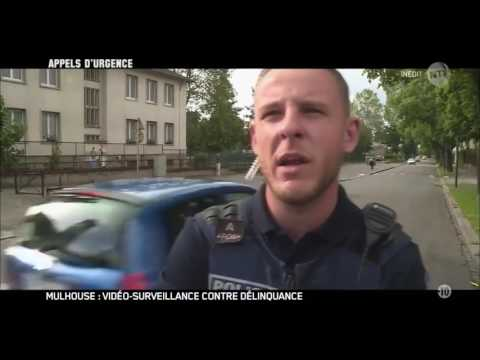 Reportage Police Municipale Mulhouse