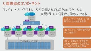 はじめてのAzure SQL Data Warehouse | 日本マイクロソフト