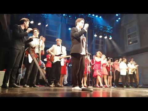 The Commitments Final Speech & Try a Little Tenderness