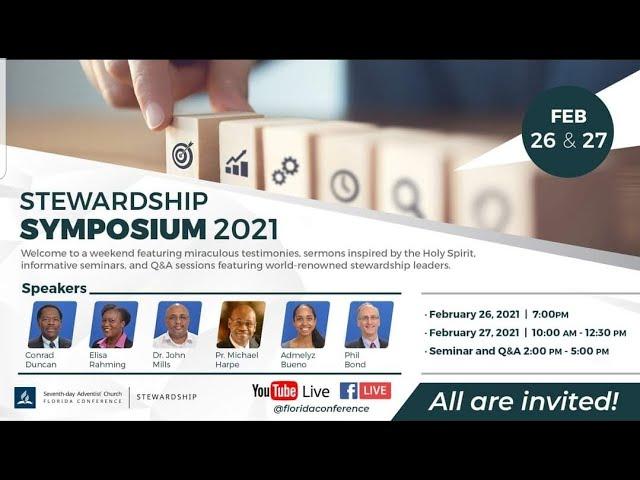 02-27-2021 | Stewardship Symposium | Florida Conference Stewardship Ministries |