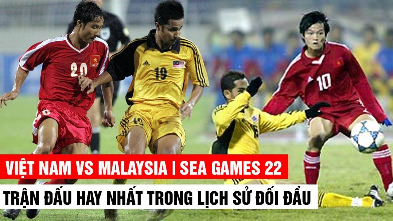 Trận đấu để đời của Văn Quyến ▶ Việt nam - Malaysia | Màn rượt đuổi đi vào lịch sử các kỳ SEA Games