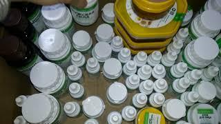 Обзор посылки #VestaOrganic 100 % натуральные продукты пчеловодства.