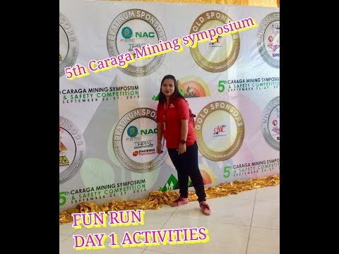 5th Caraga Mining Symposium And Safety Competition/Surigao City