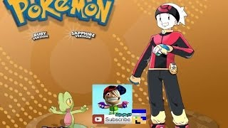 Pokemon Ruby - Pokemon Ruby #4 | 2nd GYM Battle! | Gameboy Advance Gameplay - User video