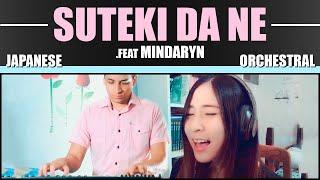 Download Final Fantasy X - Suteki da Ne (Guitarrista de Atena feat. MindaRyn _) #CrisnelConvida 09 Mp3
