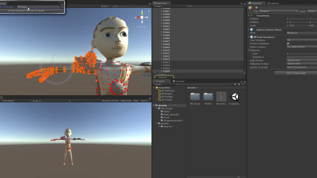 Unity 3D - Mesh Deformation V4 Official Documentation [How to set up MD  Plugin]