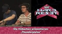 "Die Hübschen präsentieren: ""Thunderplains"" | Rocket Beans' Hard Reset Folge 12"