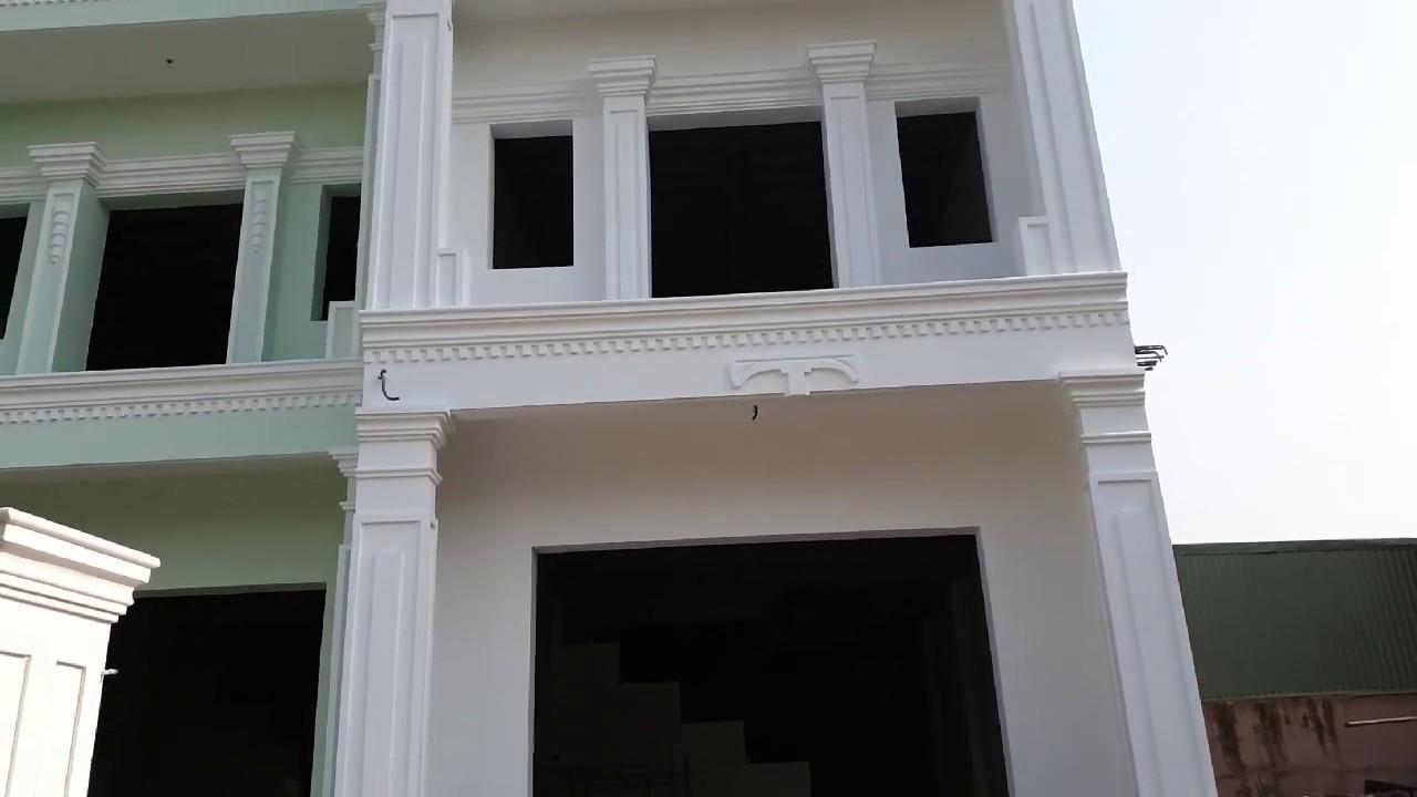Bán Nhà Mặt Tiền Ngã Ba Tân Kim 5×20 Lh 0906485209