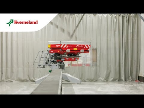 Spreader Competence Center - Kverneland Group