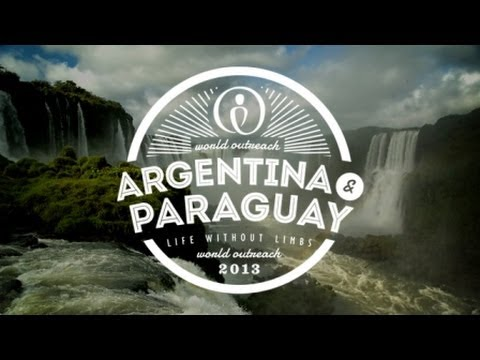 Nick Vujicic World Outreach Episode 12 - Argentina & Paraguay