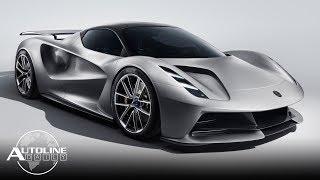 Lotus' EV Supercar, Sales in Europe Down - Autoline Daily 2634 thumbnail