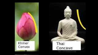 Thai VS Khmer Culture