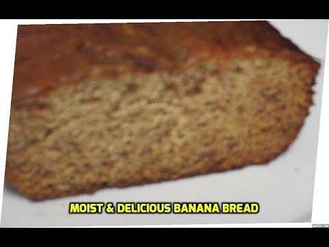Best Banana Sour Cream Bread