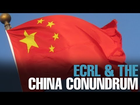 NEWS: ECRL's strange loans and China relations