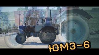 фильм ЮМЗ-6 или Приключения в Сонково (1 часть)
