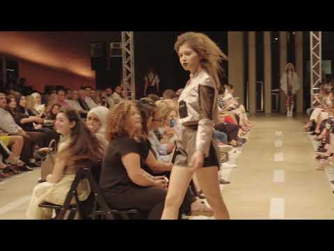 ESMOD Beirut Fashion Show  2017