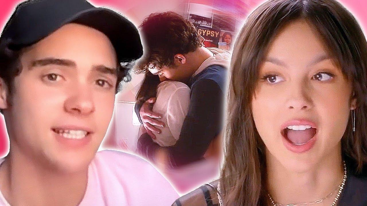 Olivia Rodrigo & Joshua Bassett RELATIONSHIP DRAMA in HSMTMTS Season 2 trailer! TEA REVEALED