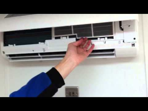 Ben Shows How To Clean Air Conditioning Filters