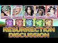 Bleach Brave Souls Discussion: Resurrection Feature Incoming! の動画、YouTube動…