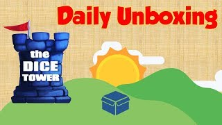 Daily Game Unboxing - Fist of Dragonstones: The Tavern Edition