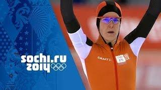 Ladies' Speed Skating - 3000m - Wust Wins Gold | Sochi 2014 Winter Olympics