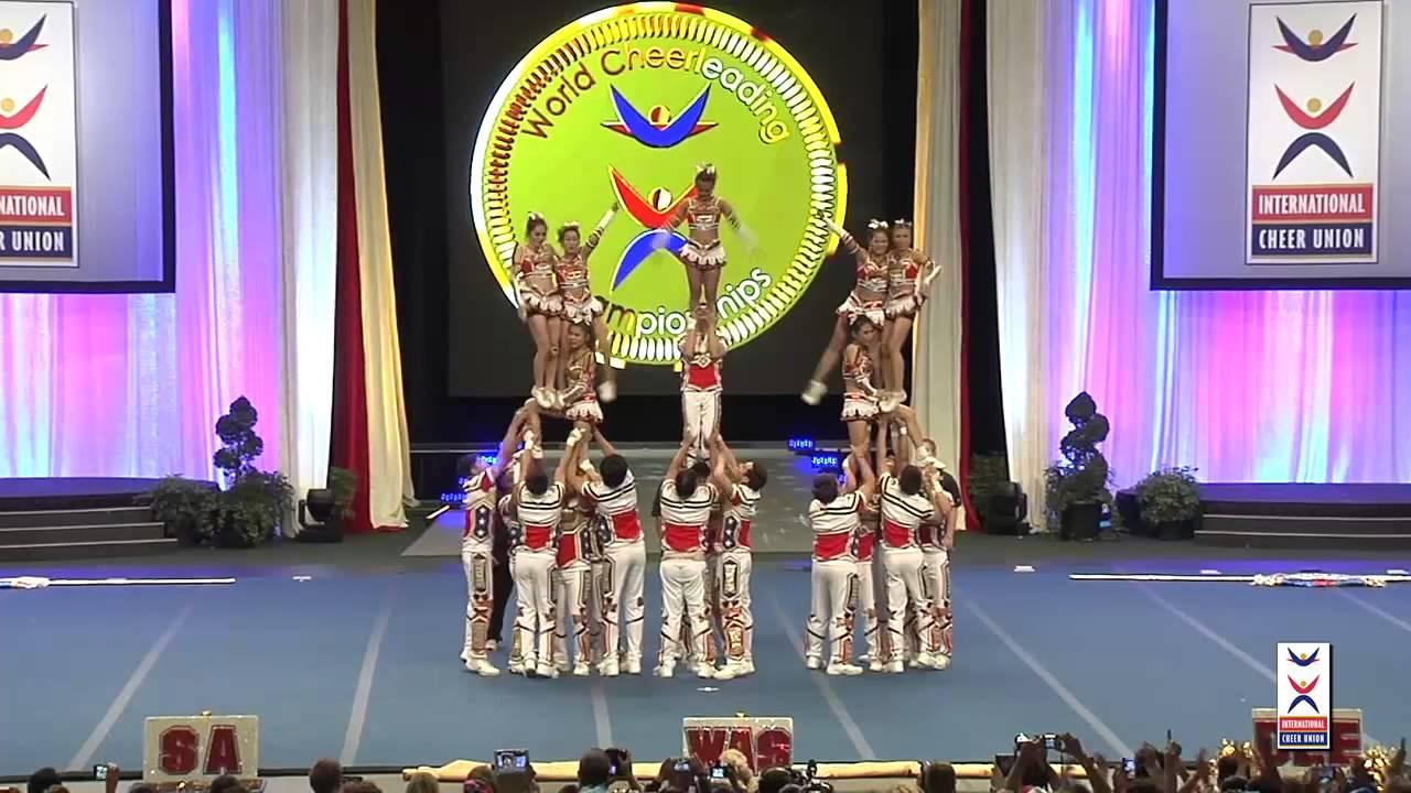 Team Thailand [2014 Coed Premier]