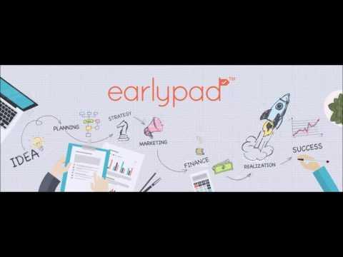 Earlypad - Idea - Planning - Strategy - Marketing - Finance - Startups