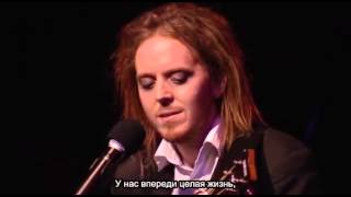 Watch Tim Minchin Nothing Can Stop Us Now video