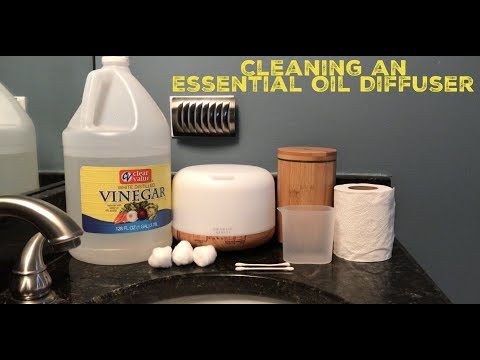 how-to-clean-an-essential-oil-diffuser