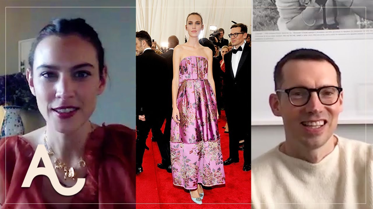 Met Gala Moments Alexa Chung Erdem Reveal Their Favourite Moments From Previous Years Youtube