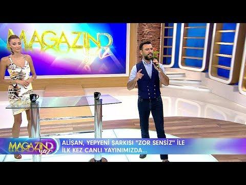 Magazin D Yaz - Alişan yepyeni şarkısı