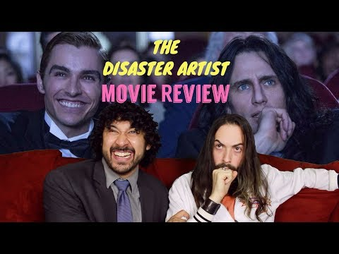 THE DISASTER ARTIST - MOVIE REVIEW!!!