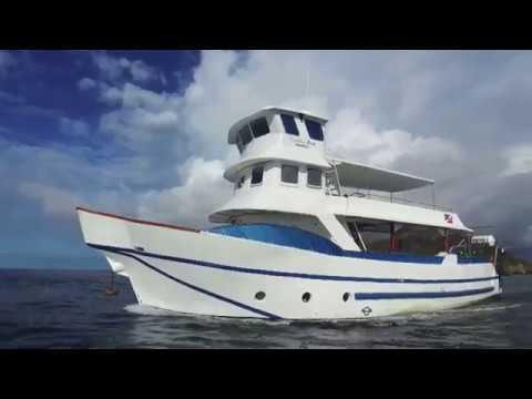 Danubio Azul Yacht Galapagos