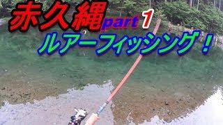 赤久縄 part1 ルアーフィッシング【LURE fishing】