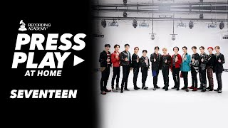 "SEVENTEEN Performs A High-Octane Version Of ""VERY NICE"" 