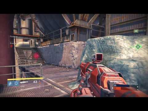 Destiny Double self kill
