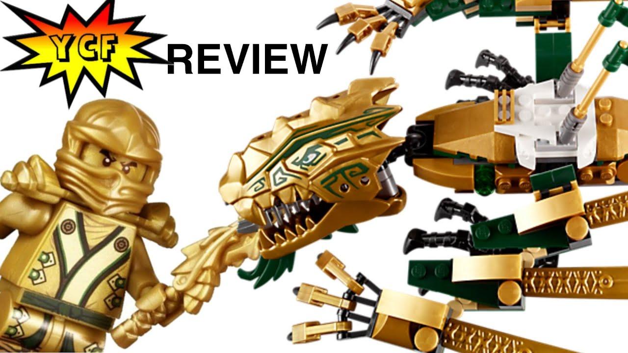 Worksheet. LEGO Ninjago   70503 The Golden Dragon Review 2013