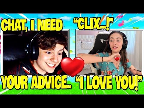 Everyone *SHOCKED* When Sommerset Confirmed *LOVE* Clix In Front of Thousands of Viewers!