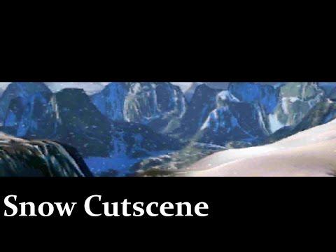 Tomb Raider Atlantean Scion (Snow Cutscene)