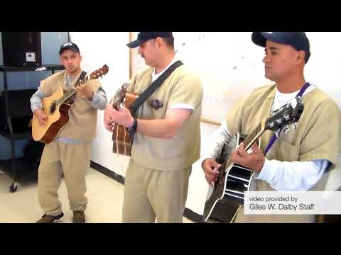 Giles W. Dalby Correctional Facility - Music Program