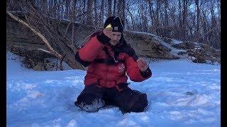 НАМОЛОТИЛ ГОРБАЧЕЙ С ДВУХ ЛУНОК!! Лед 2019 Неопубликованный материал с прошлой зимы!