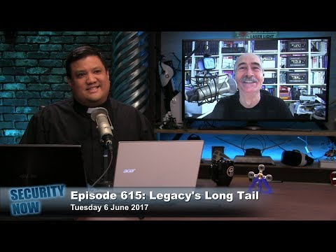 Security Now 615: Legacy's Long Tail