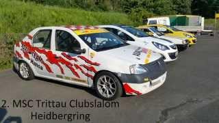 2. ADAC Trittau Clubslalom Heidbergring 2015